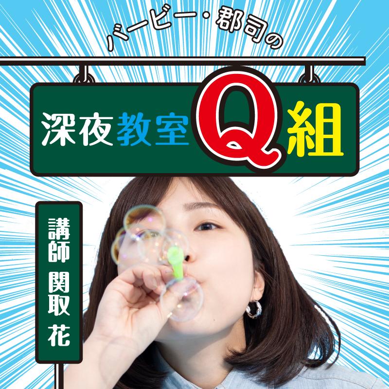 #11 関取花先生(シンガーソングライター):「チャンスを見抜く力」
