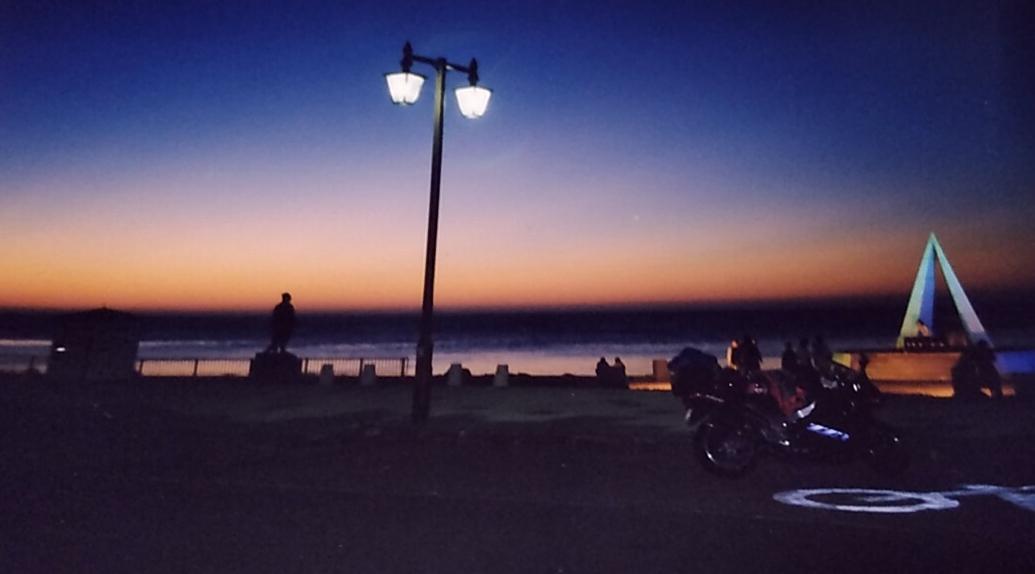 第21弾! 北海道半周旅行 宗谷崎の夕日、稚内の星空