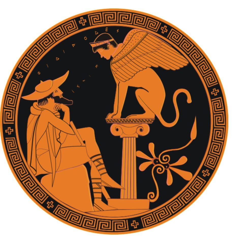 第139弾! ギリシア神話アレコレ オイディプスとスフィンクス