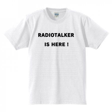 「オリジナルRadiotalk Tシャツ」を期間限定販売します!