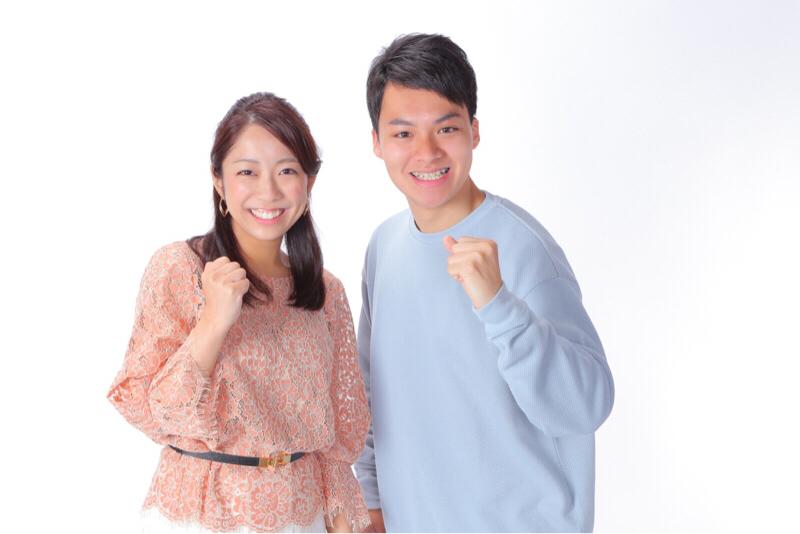 #17 つながるラジオ愛媛編①  「もぎたてテレビ」岡内アナ&小川アナ登場~!