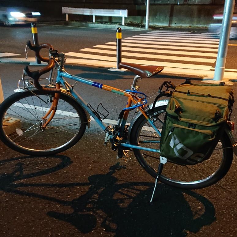 東海道自転車やらかしラリー2nd #1-2 きつい