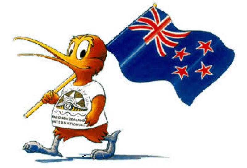 ニュージーランド英語②