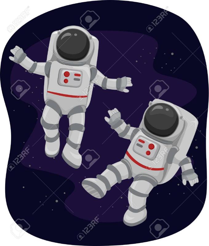 宇宙飛行士目指してみた。