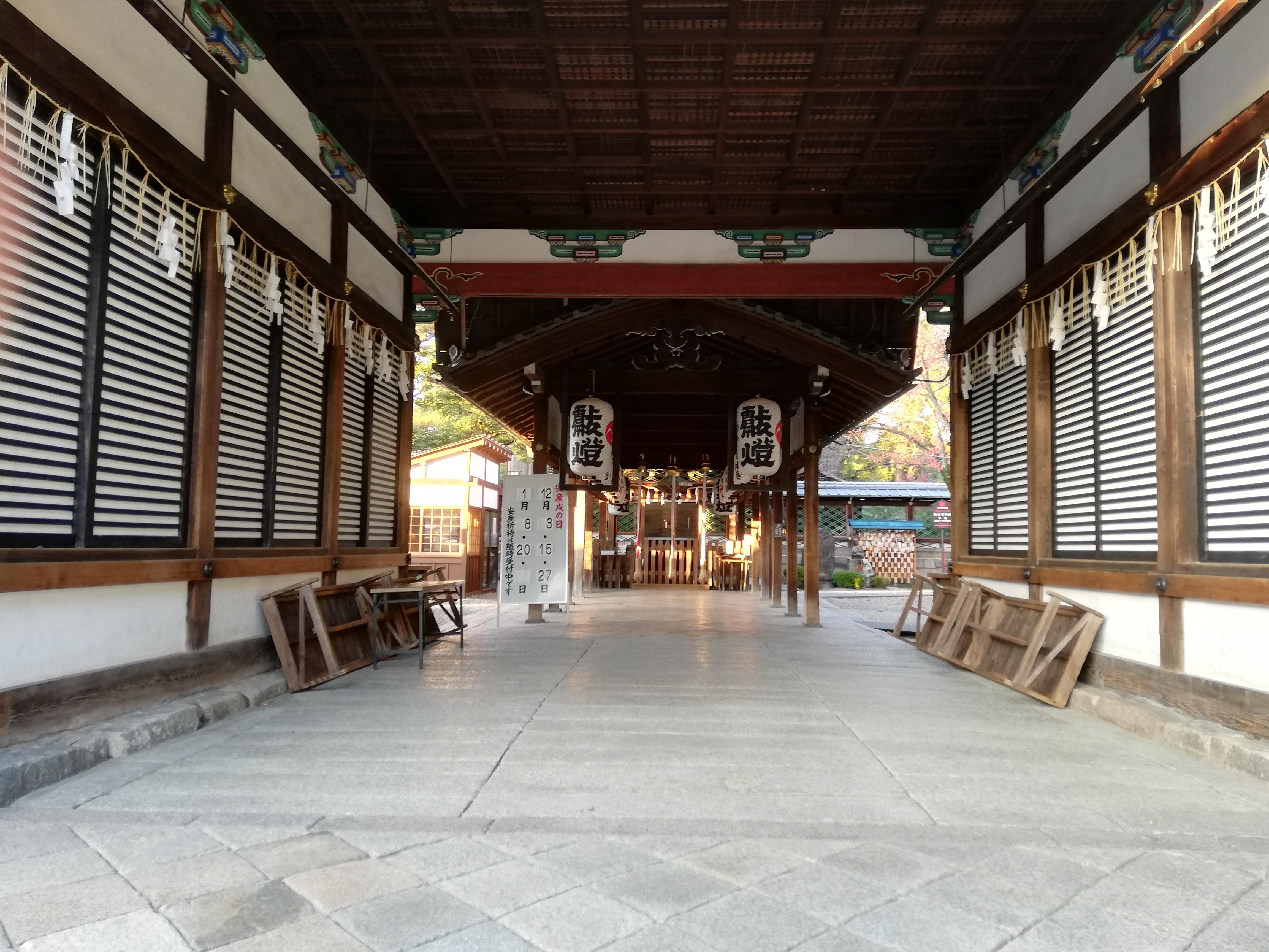 (10)御香宮神社と藤森神社