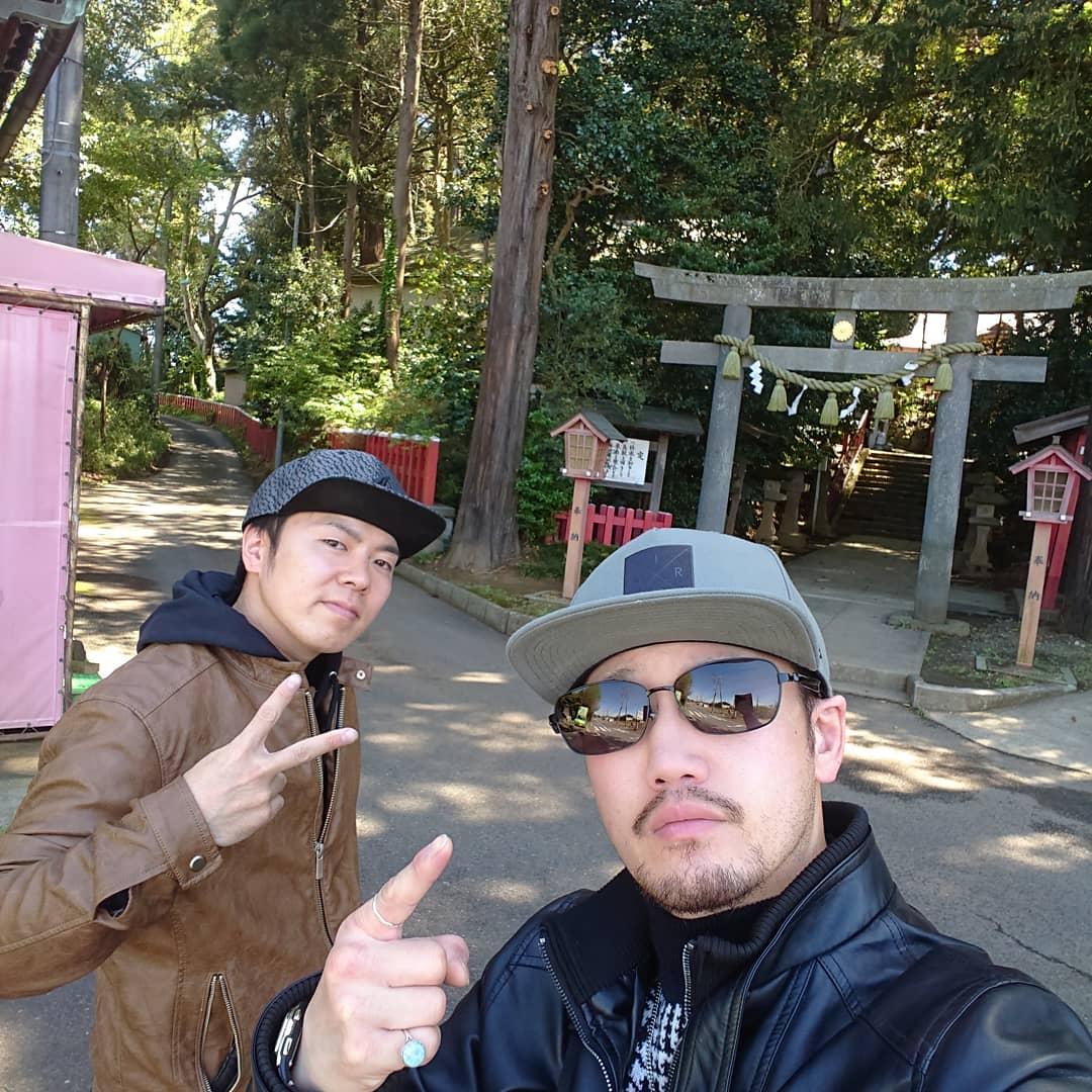 プロボクサー阿知和賢と相棒リアル経営者MC広志️のラジオ。