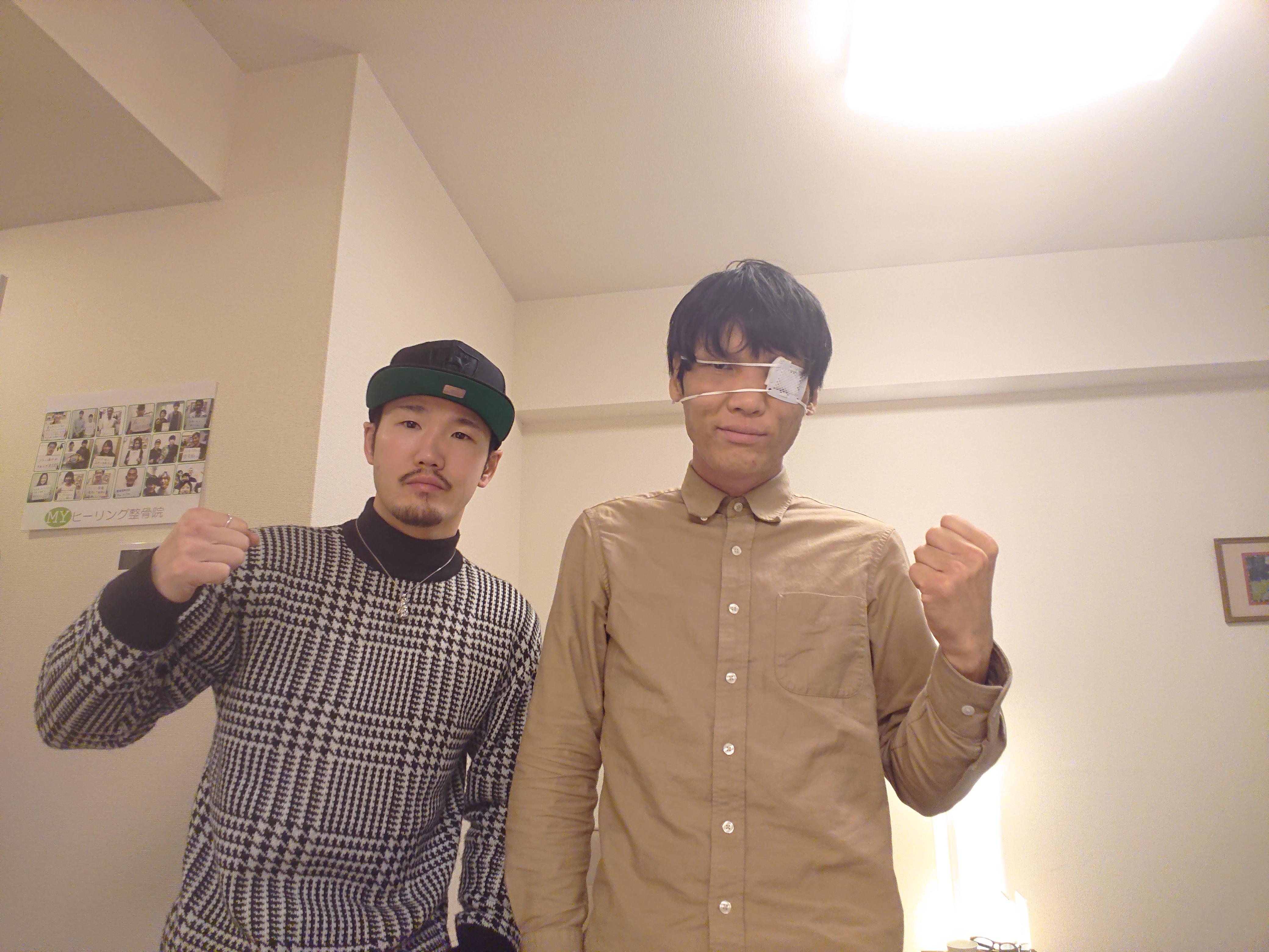 スペシャルゲスト😍Myヒーリングラボ松田代表とコラボ😘本日MC広志はスマホで参加(笑)