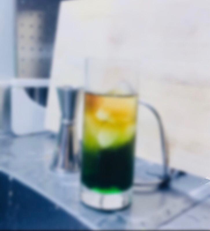 #4 お酒を飲んでいる時!