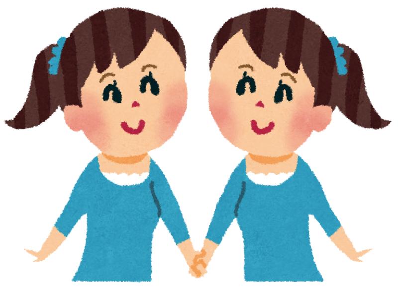 #4 双子あるあるお揃い服、あれ可愛いからだけじゃないんです、、