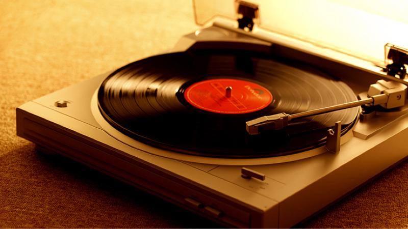 #3 レコードの話