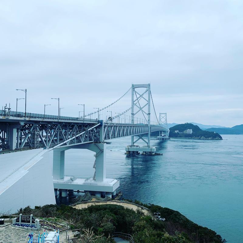 淡路島を一周してきました!