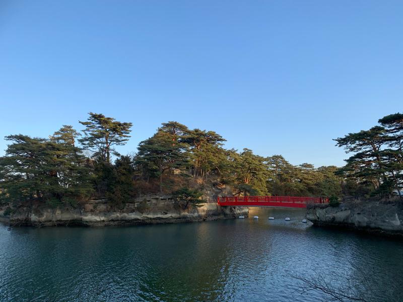 宮城・松島を観光しました