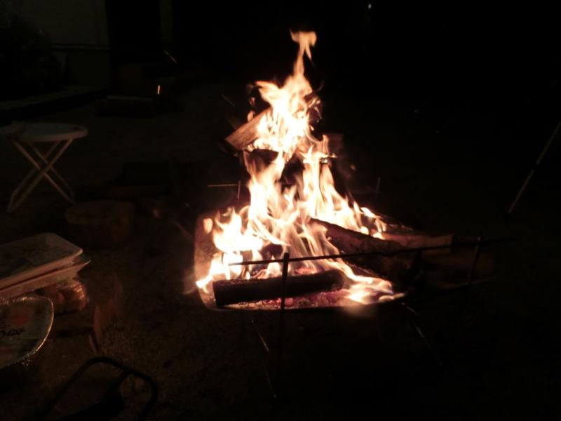 焚火って何で楽しいの?