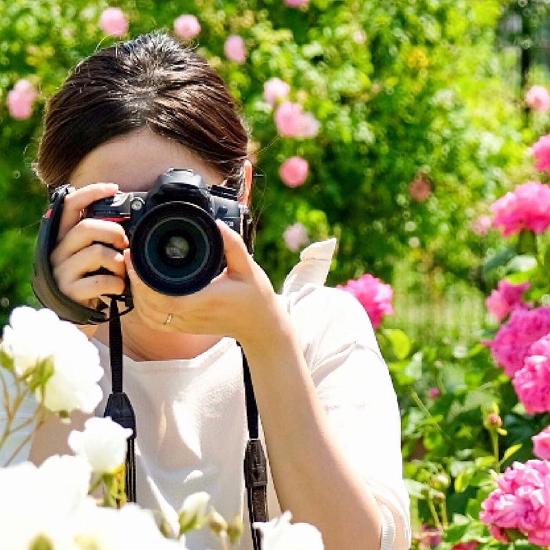 カメラと生きる女の話