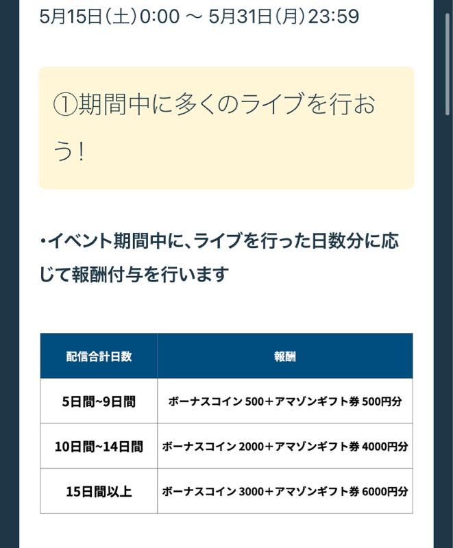 270.ライブ配信マラソンアマギフ6千円こっそりゲット大作戦!(木田)