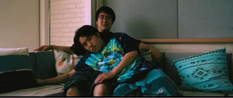 333.木田、ミュージックビデオに出演