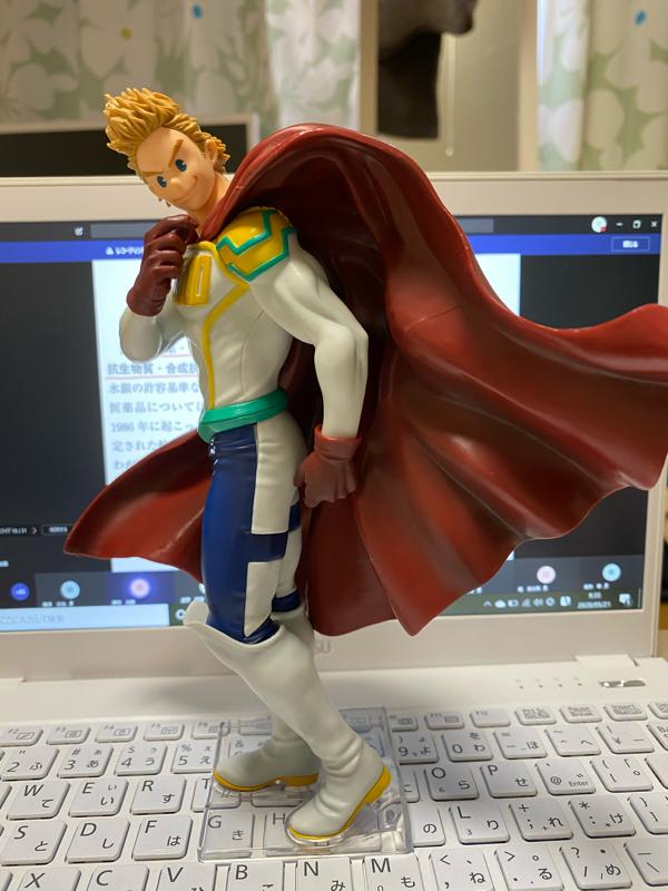 僕のヒーローアカデミアについて語るぞい〜私の推しはルミリオンだ!!〜