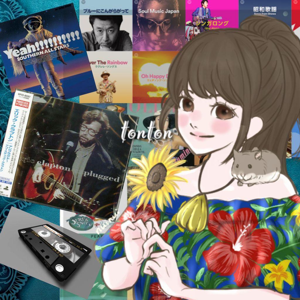 #321🔶思い出のCD、MD、カセットテープ