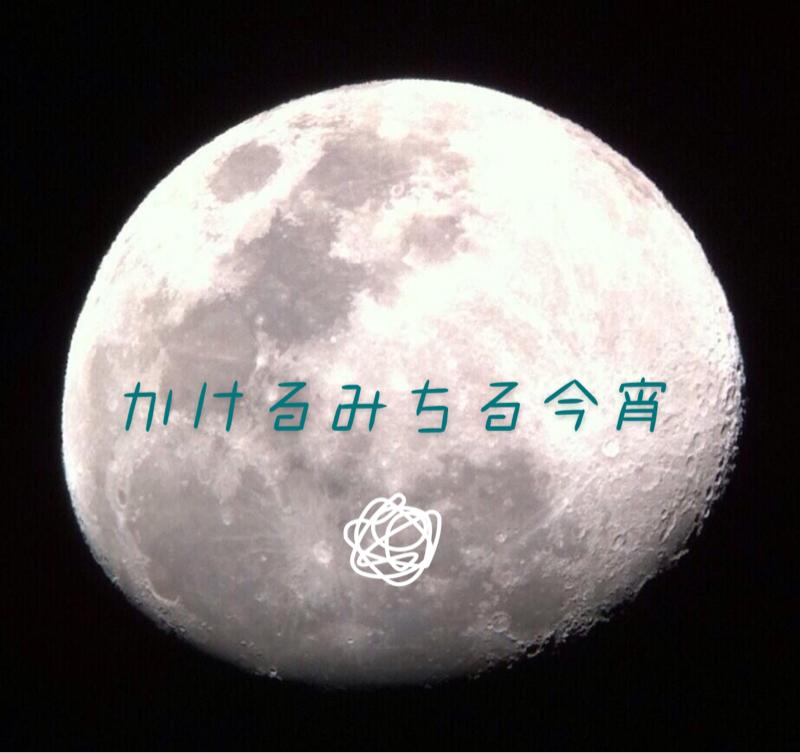 #02 満月の夜に