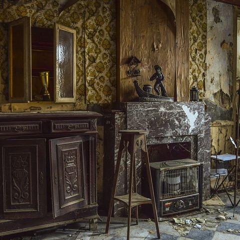 #16 お化け屋敷が大好きだ。一人で入ってもいいけど、誰かと一緒だとなお楽しい。