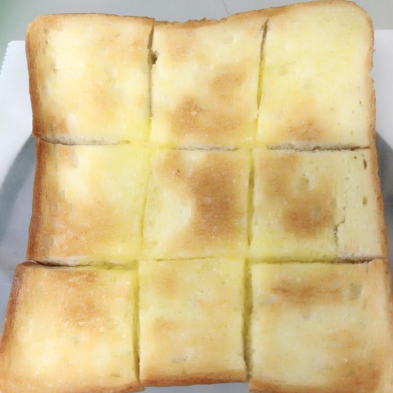 トーストと人前で話す話