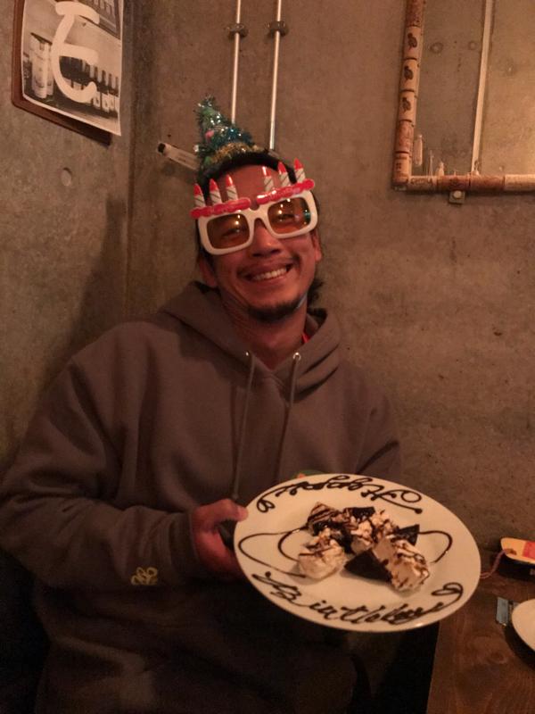 006 チョビ野郎の誕生日