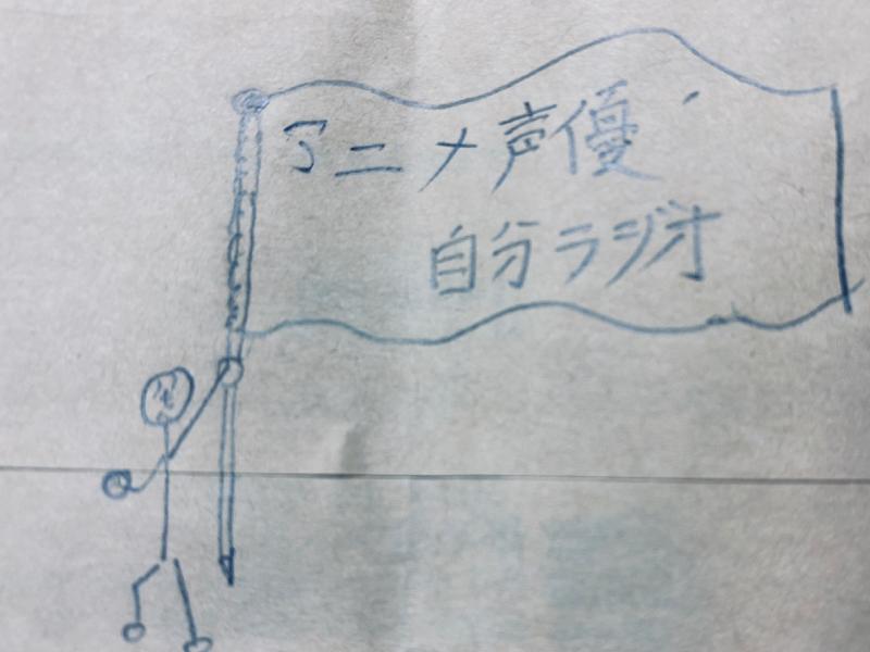 第1回 アニメ声優自分ラジオ!