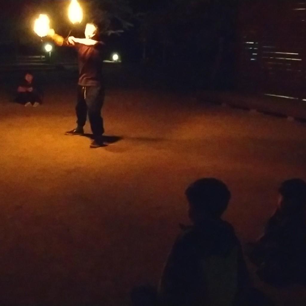#79 キャンプ場でパプリカ熱唱