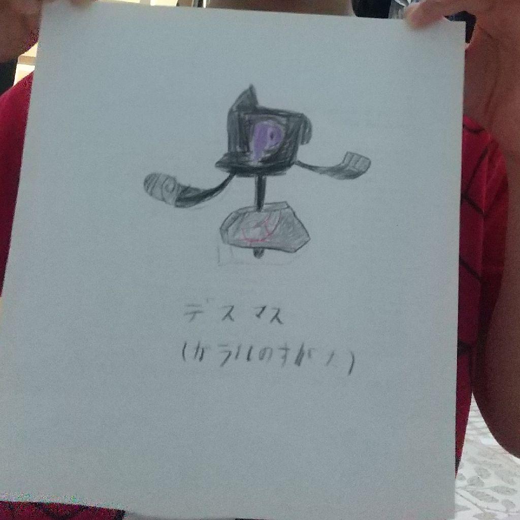 #282 保育園で絵を描きました