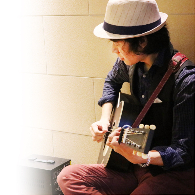 癒しと憂いのソロギターライブ