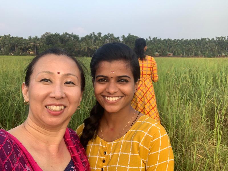 インドとアーユルヴェーダと私