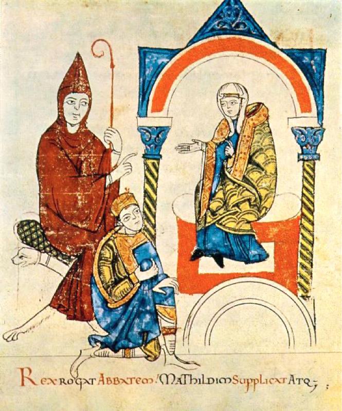 1077年1月25日 実は皇帝の大勝利⁉️カノッサの屈辱の真実