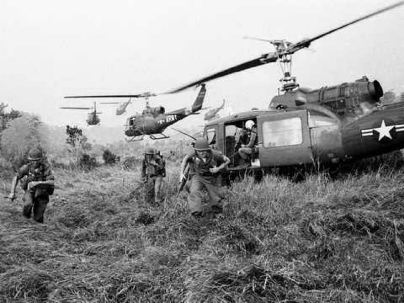 1971年2月8日 ラオス侵攻作戦 ラムソン719作戦