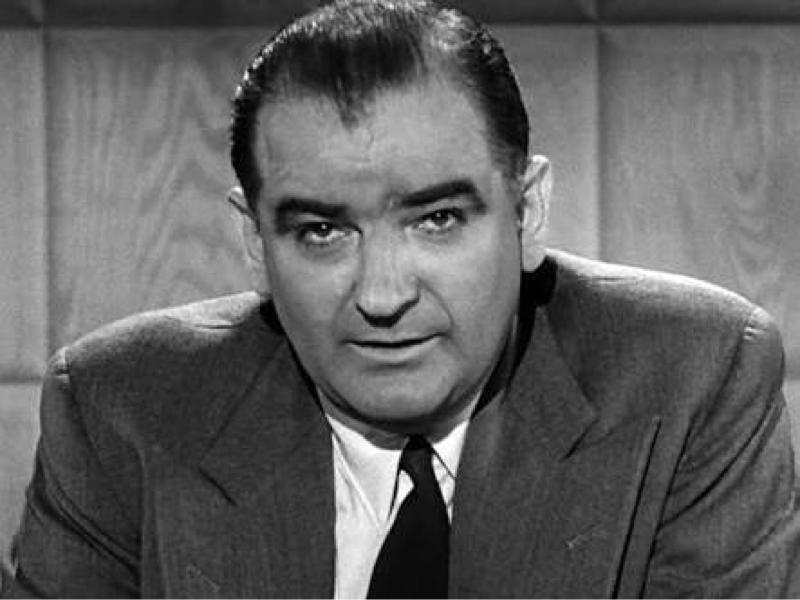 1950年2月9日 「政府には250人の共産主義の手先が潜んでいる!」マッカーシー旋風の始まり