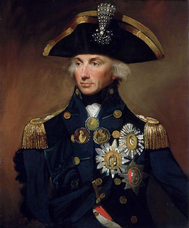 1797年2月14日 命令違反で大勝利 ネルソン提督伝説の始まりサンヴィセンテ岬沖海戦