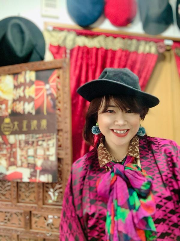 梅澤アンナの大正浪漫お喋り喫茶