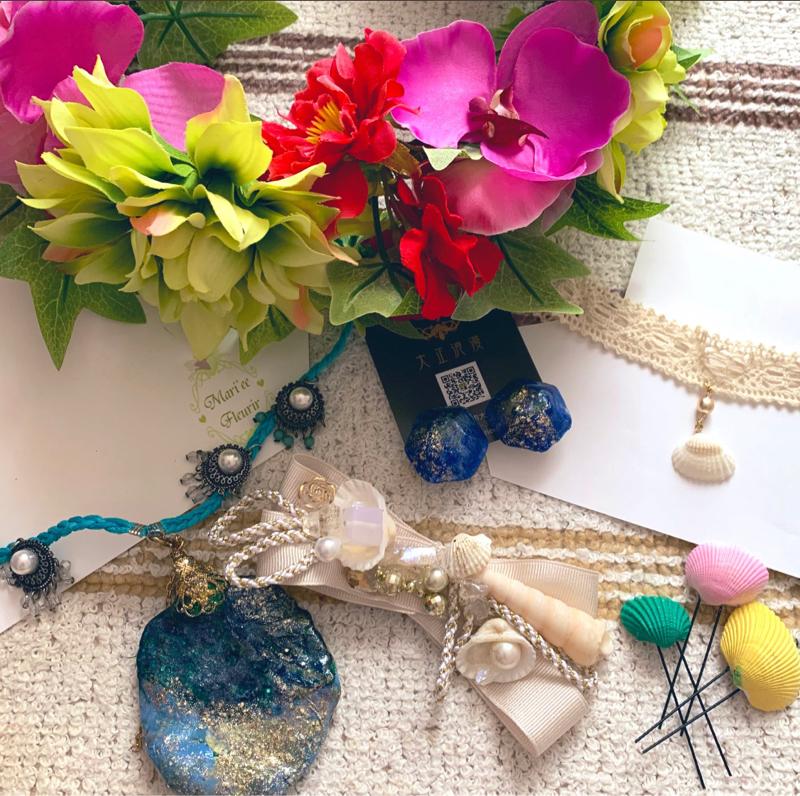 梅澤アンナの大正ロマンお喋り喫茶#062 音楽が人と人を繋ぐように装飾品も人を繋ぐアイテムでありたい