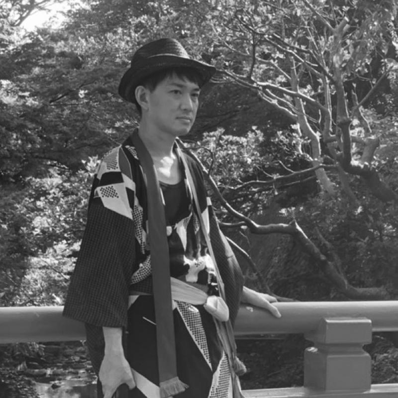 梅澤アンナの大正浪漫お喋り喫茶#076 Men's 大正ロマンコーディネート