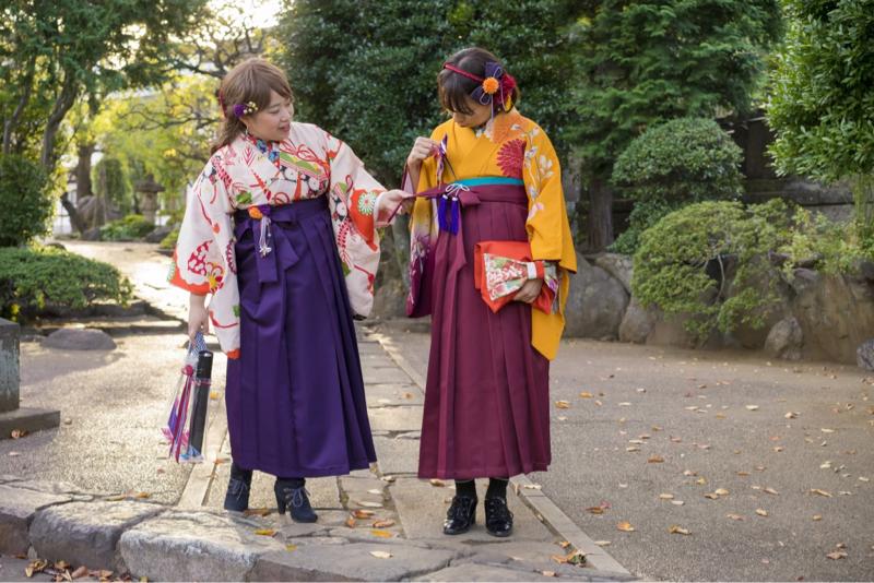 梅澤アンナの大正浪漫お喋り喫茶#089 小さい秋みつけたー妙本寺で紅葉編ー
