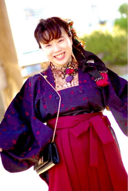 梅澤アンナの大正浪漫お喋り喫茶#109 和洋折衷コーデの仕方 簡単にハイカラさんになる方法