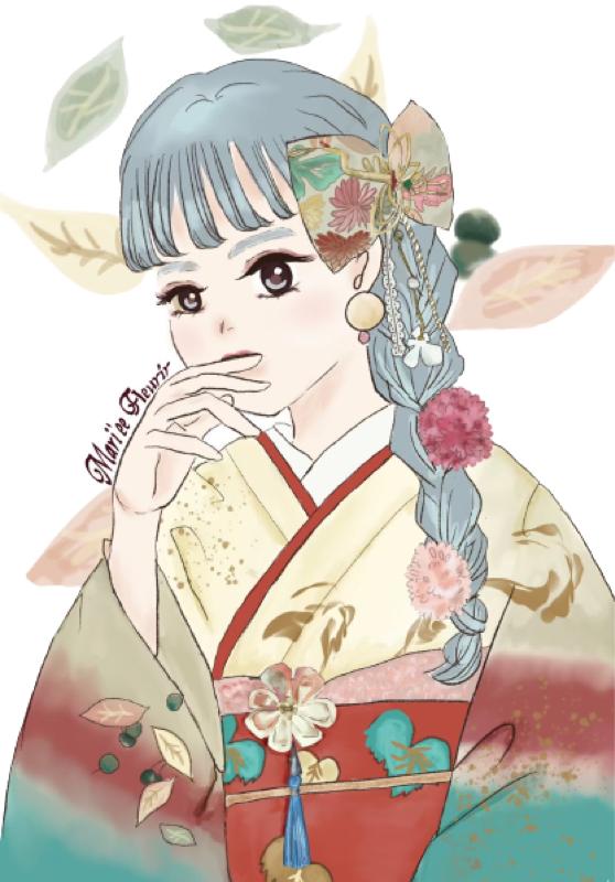 梅澤アンナの大正浪漫お喋り喫茶#136  コーデなどに悩んでいる方のご相談のります