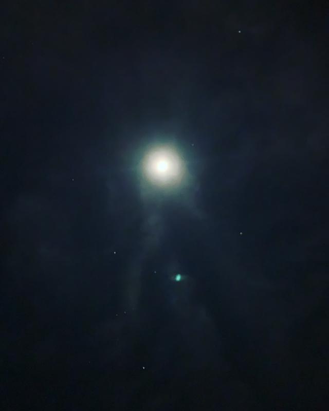梅澤アンナの大正浪漫お喋り喫茶#146 星空と月とあなたと
