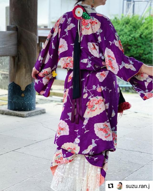 梅澤アンナの大正ロマンお喋り喫茶#147 フクユカタ・フクキモノが見せてくれる新しい未来