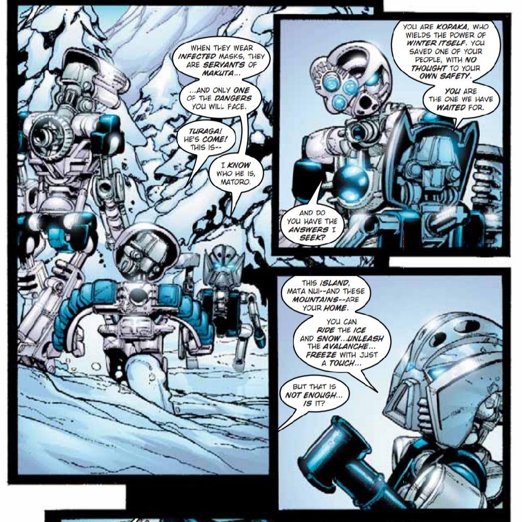 【むにぐま】バイオニクルの漫画を読もう 第一章 その2