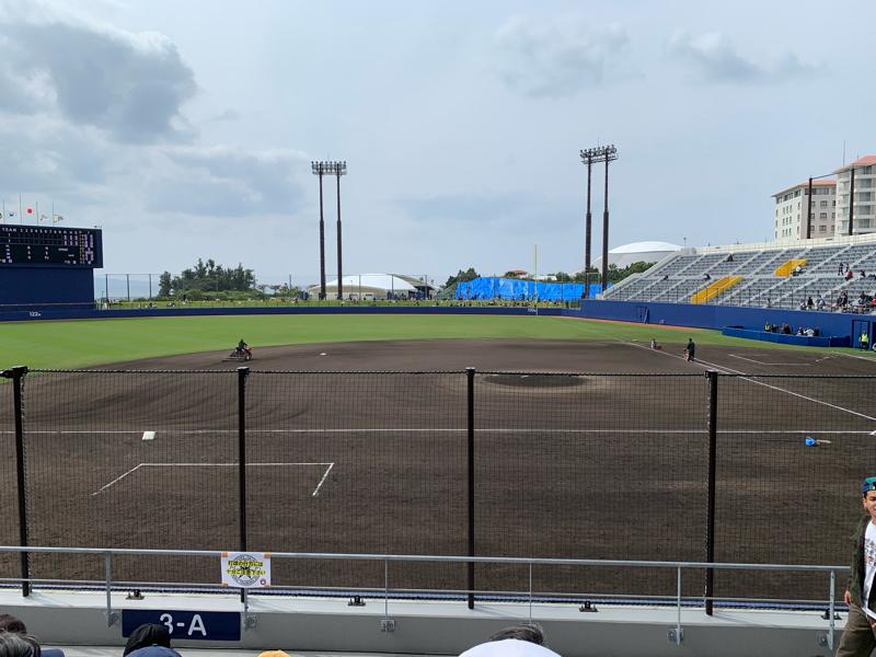 No27 オープン戦 阪神vs巨人 3/8