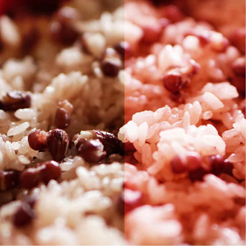 新潟の食文化「これが赤飯?」。-後編