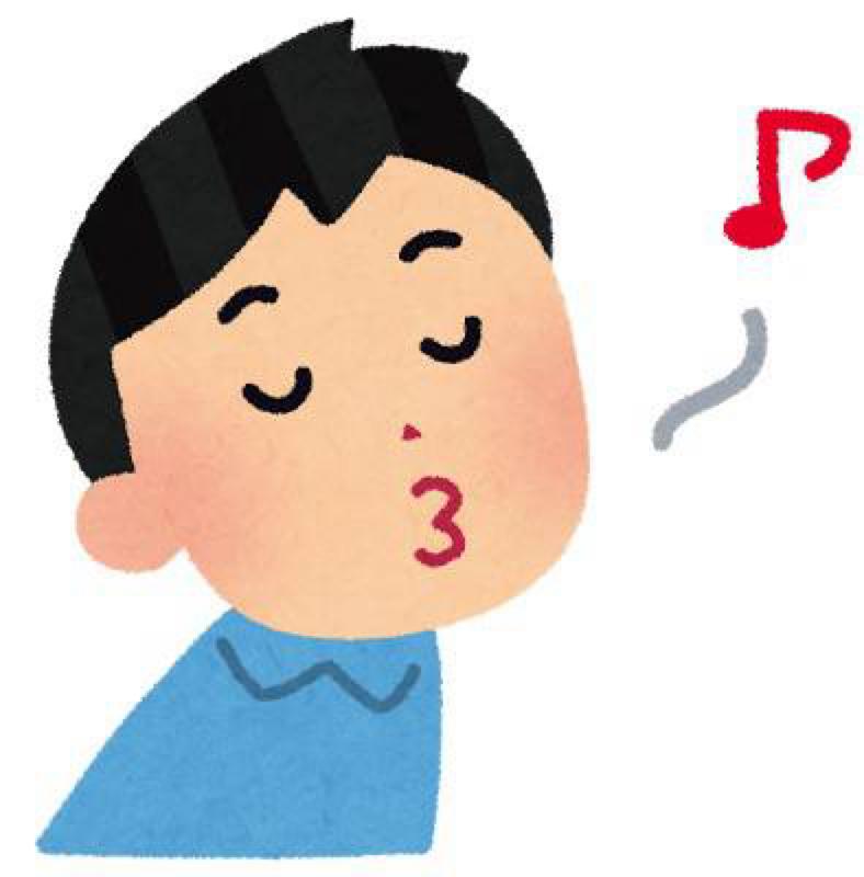 ije談 #9 〜口笛はストレス発散できる〜