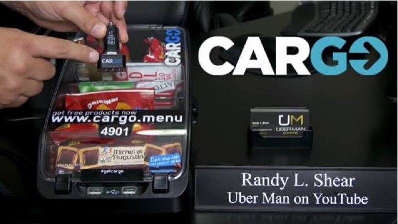 タクシーを快適に‼︎【Cargo】