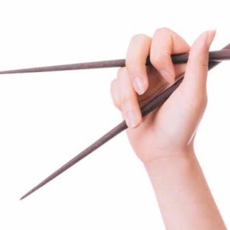 #152 箸の持ち方が汚いと自覚してる人にメッセージ