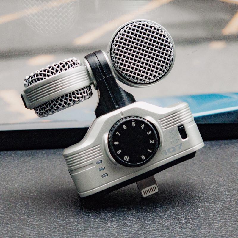 【放送事故/音注意】Radiotalkの音質向上を測る〜Zoom iQ7 部屋録音篇〜